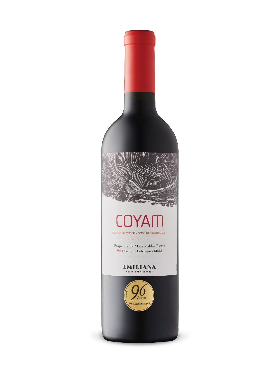 Image for Emiliana Coyam 2014 from LCBO