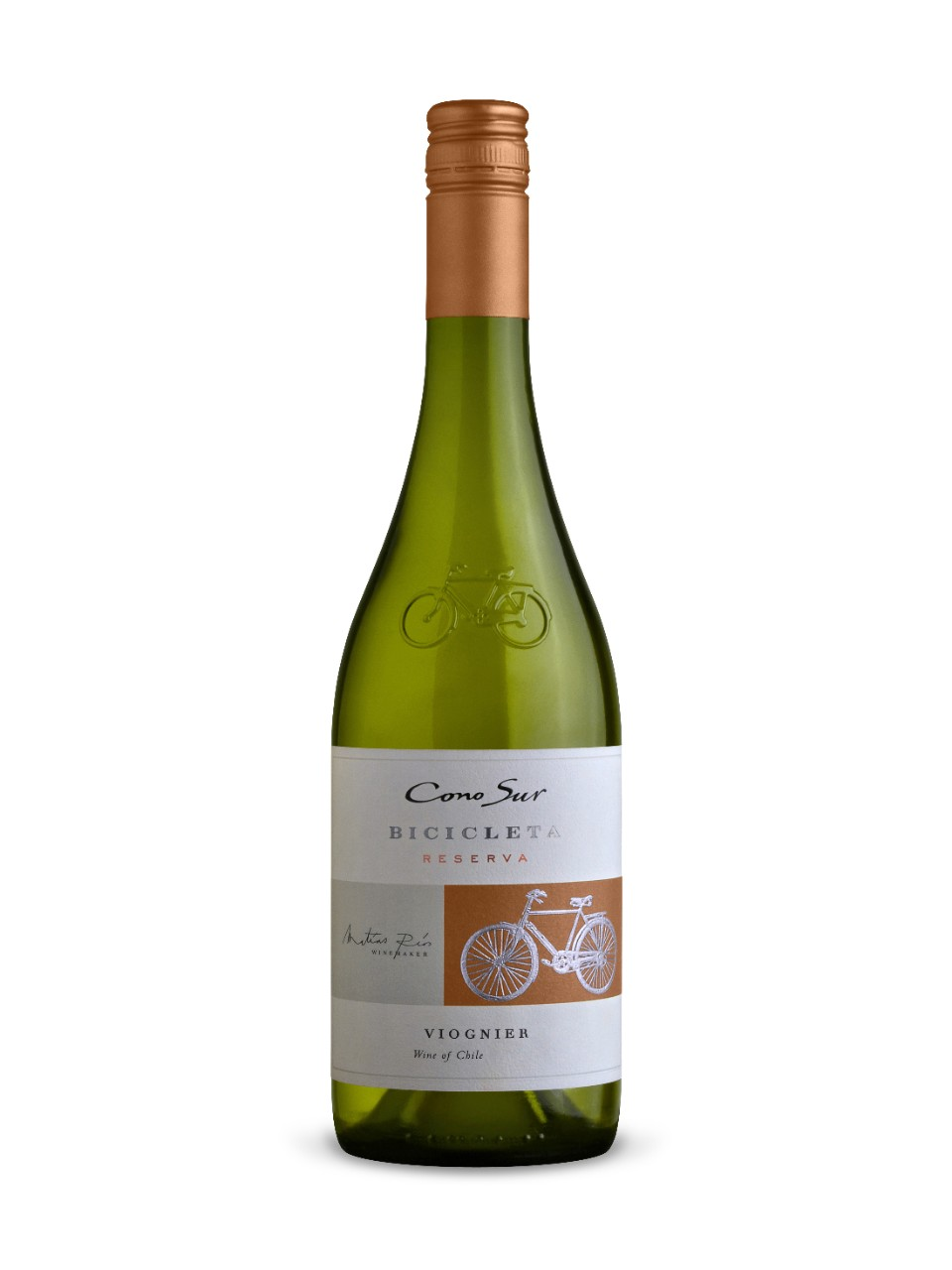 Image for Cono Sur Bicicleta Viognier from LCBO