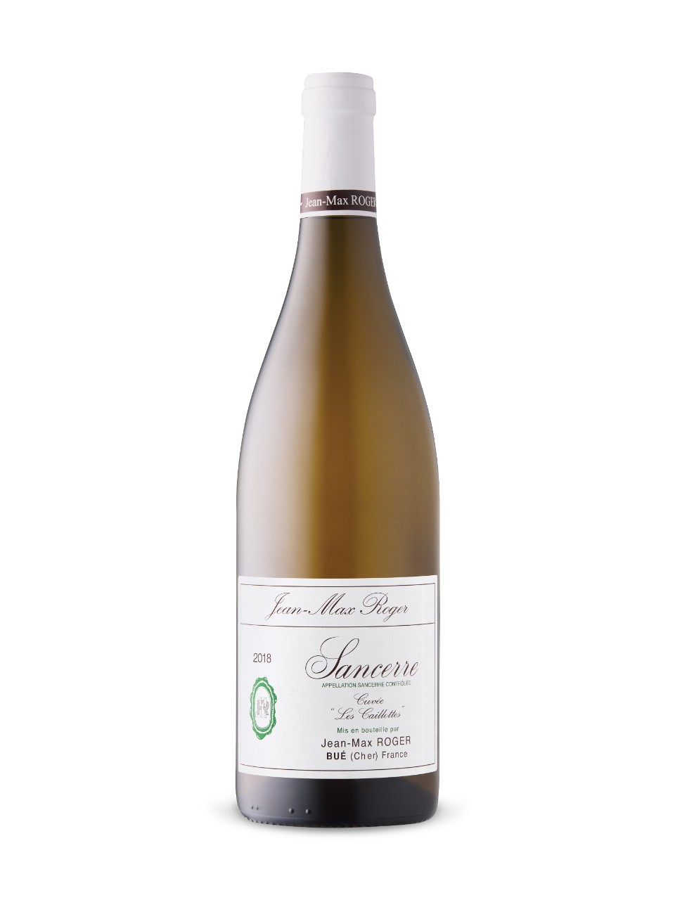 Image for Jean-Max Roger Cuvée Les Caillottes Sancerre 2016 from LCBO