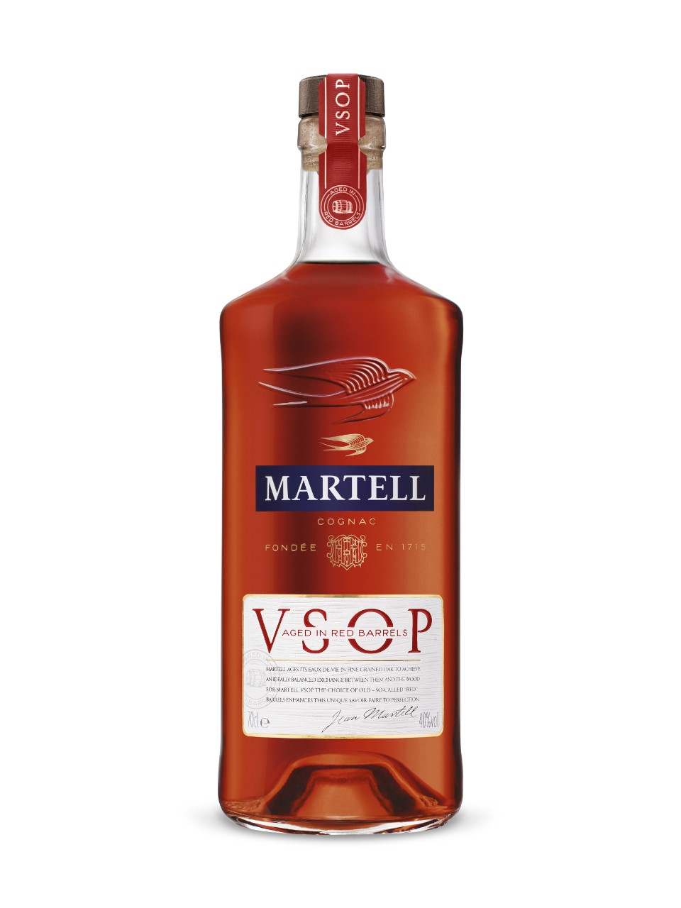 Image for Martell Medallion VSOP Cognac from LCBO