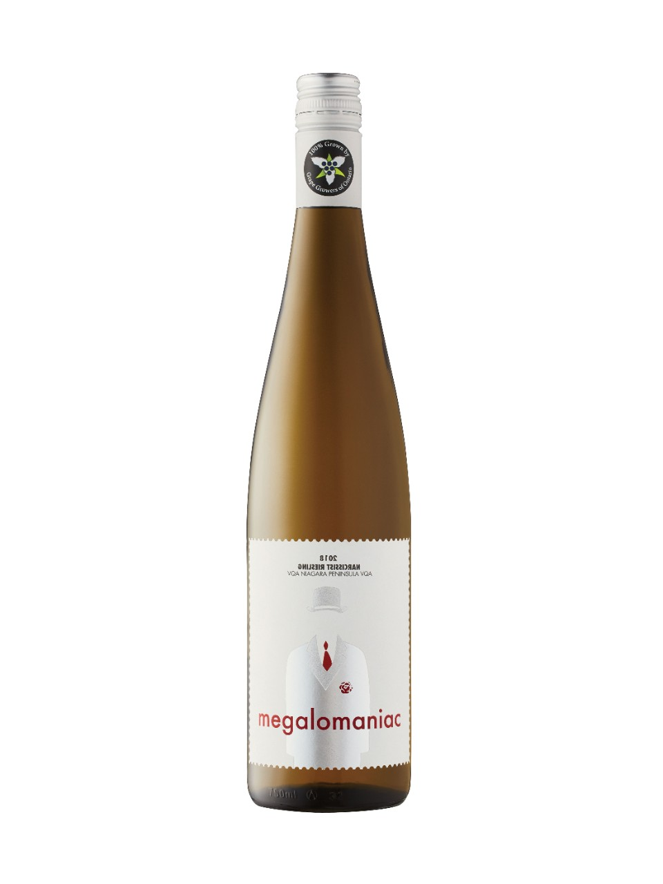Riesling Narcissist Megalomaniac 2017