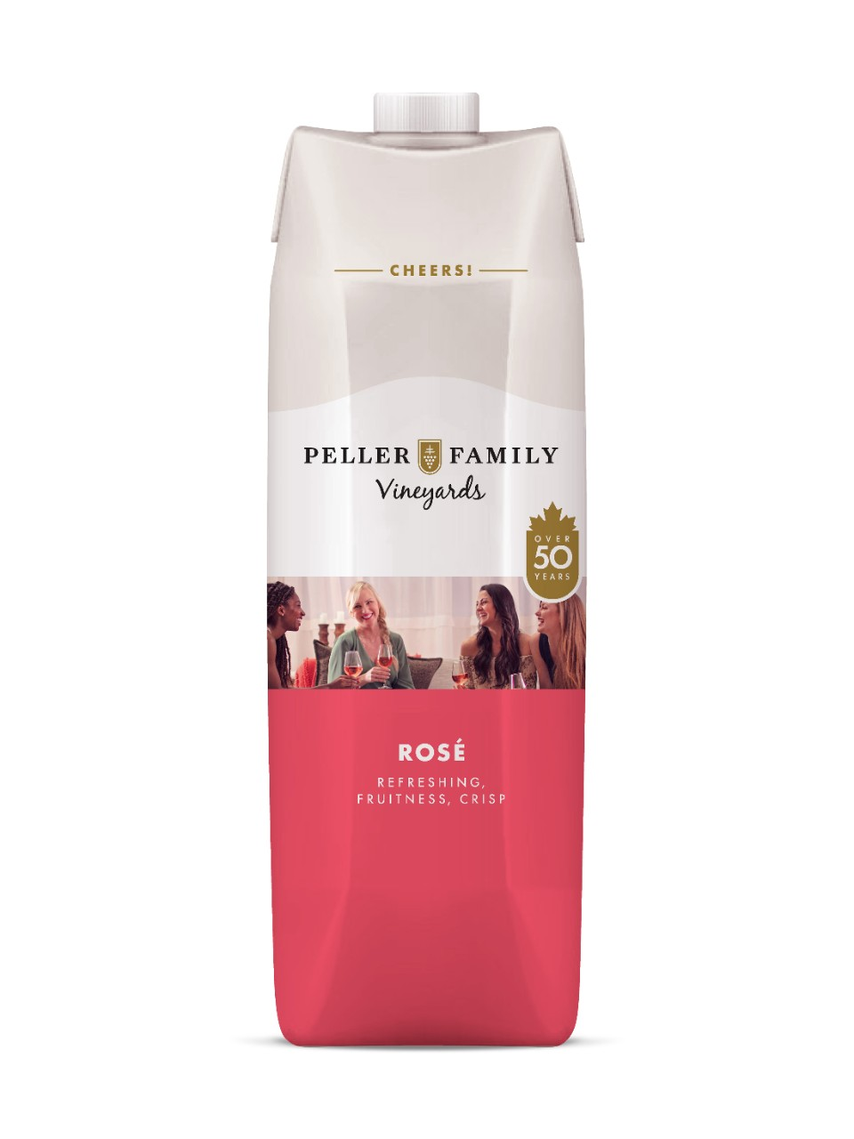 French Cross Rosé (Tetra Pak)
