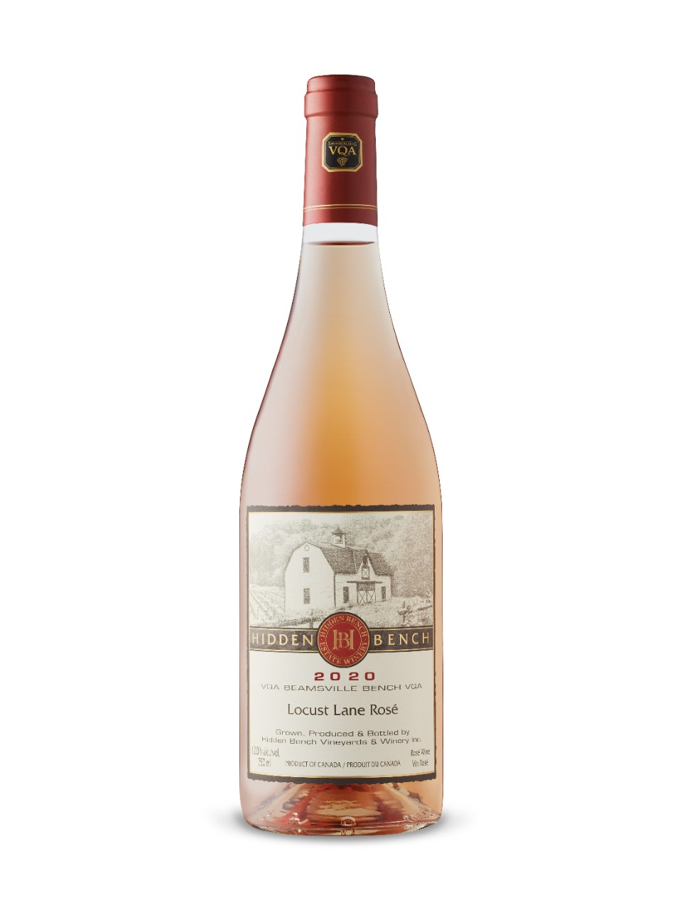 Image for Hidden Bench Locust Lane Rosé 2017 from LCBO
