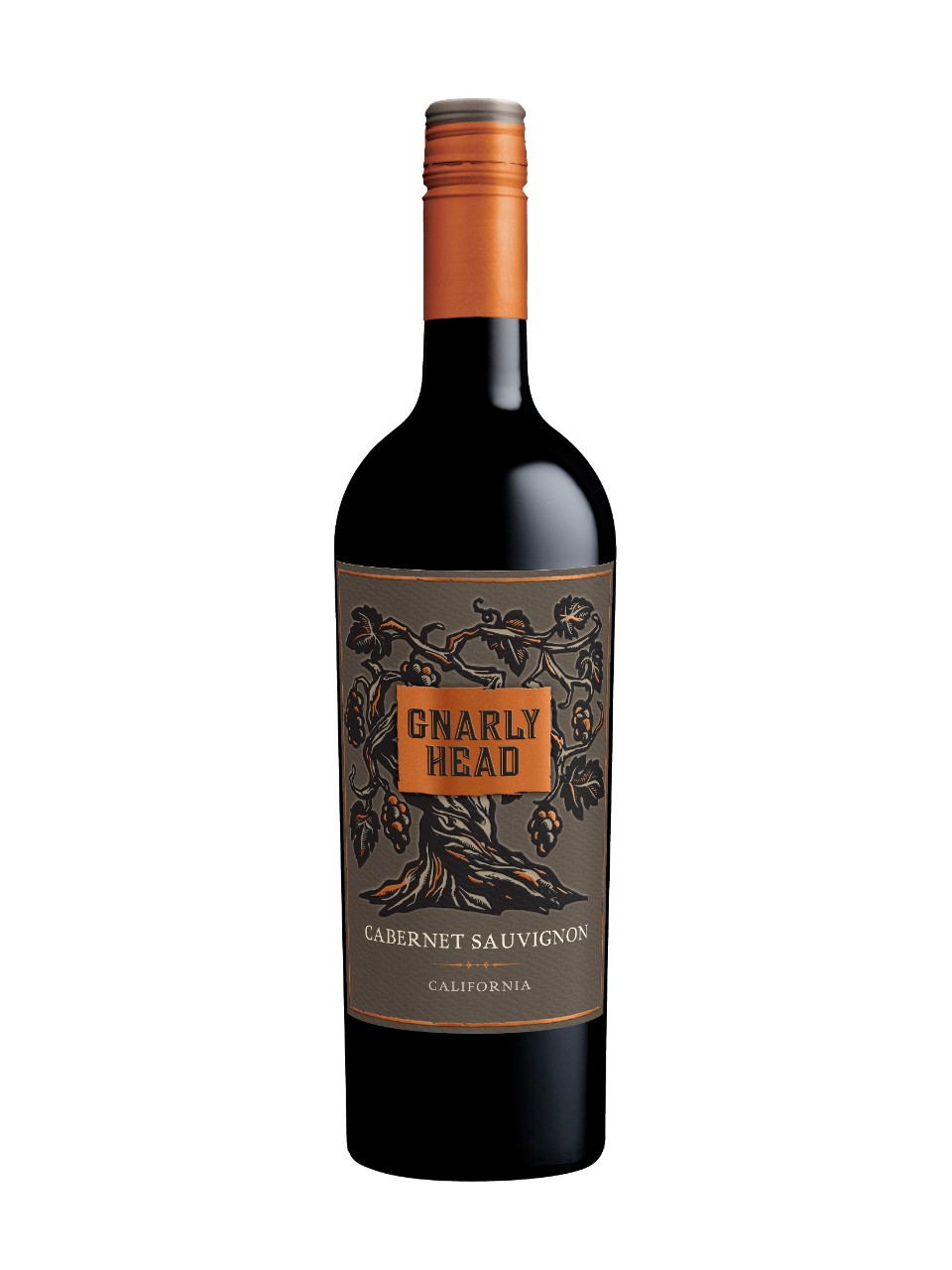 Image for Gnarly Head Cabernet Sauvignon from LCBO