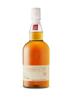 Whisky écossais Single Malt des Lowlands Glenkinchie 12 ans d'âge