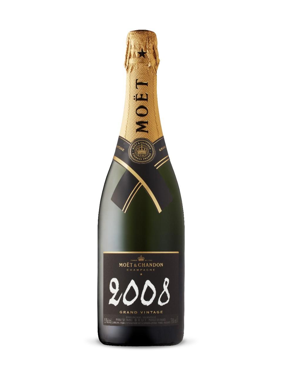 Moet Chandon Vintage Champagner