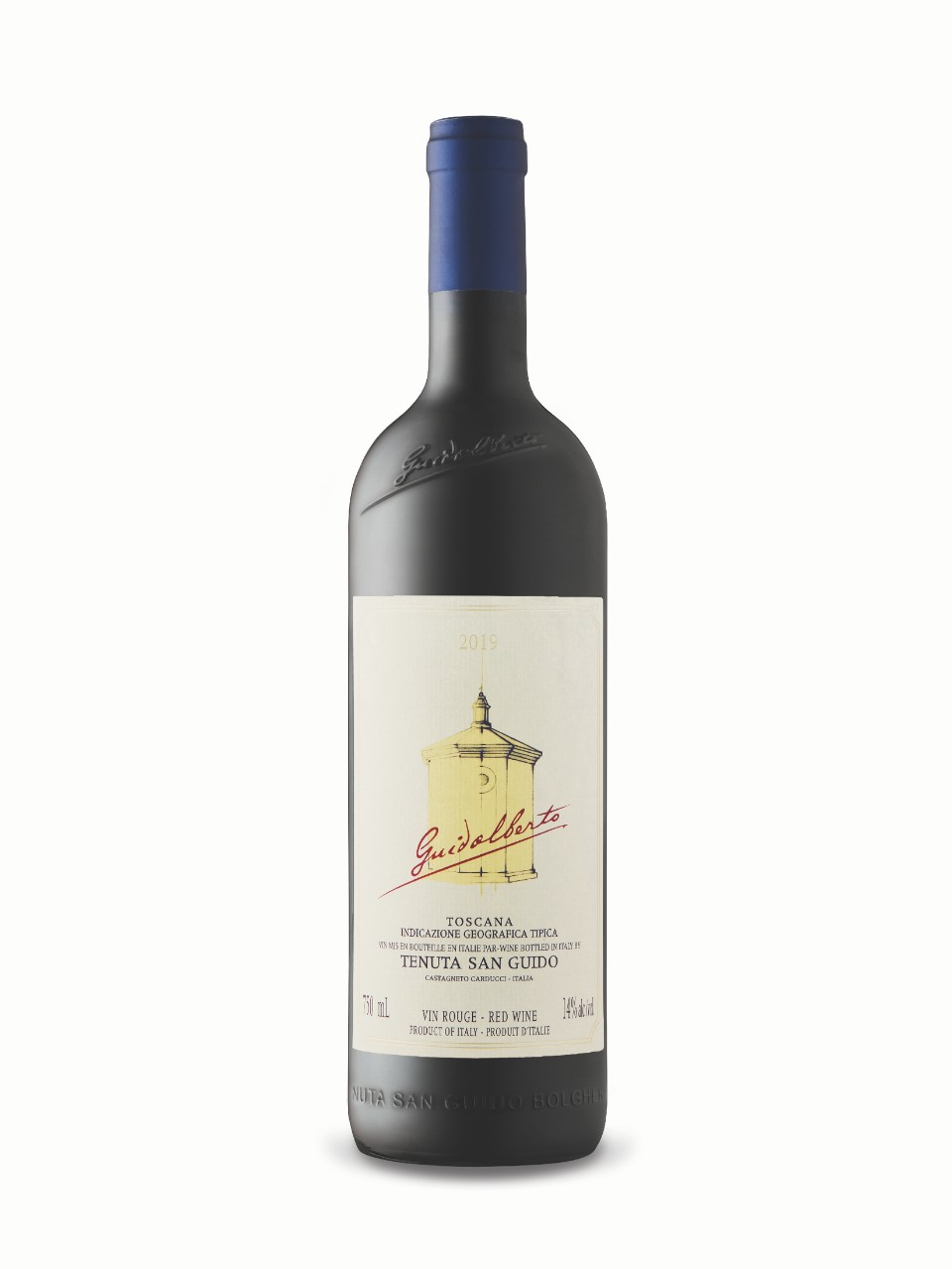 Image for Tenuta San Guido Guidalberto 2016 from LCBO