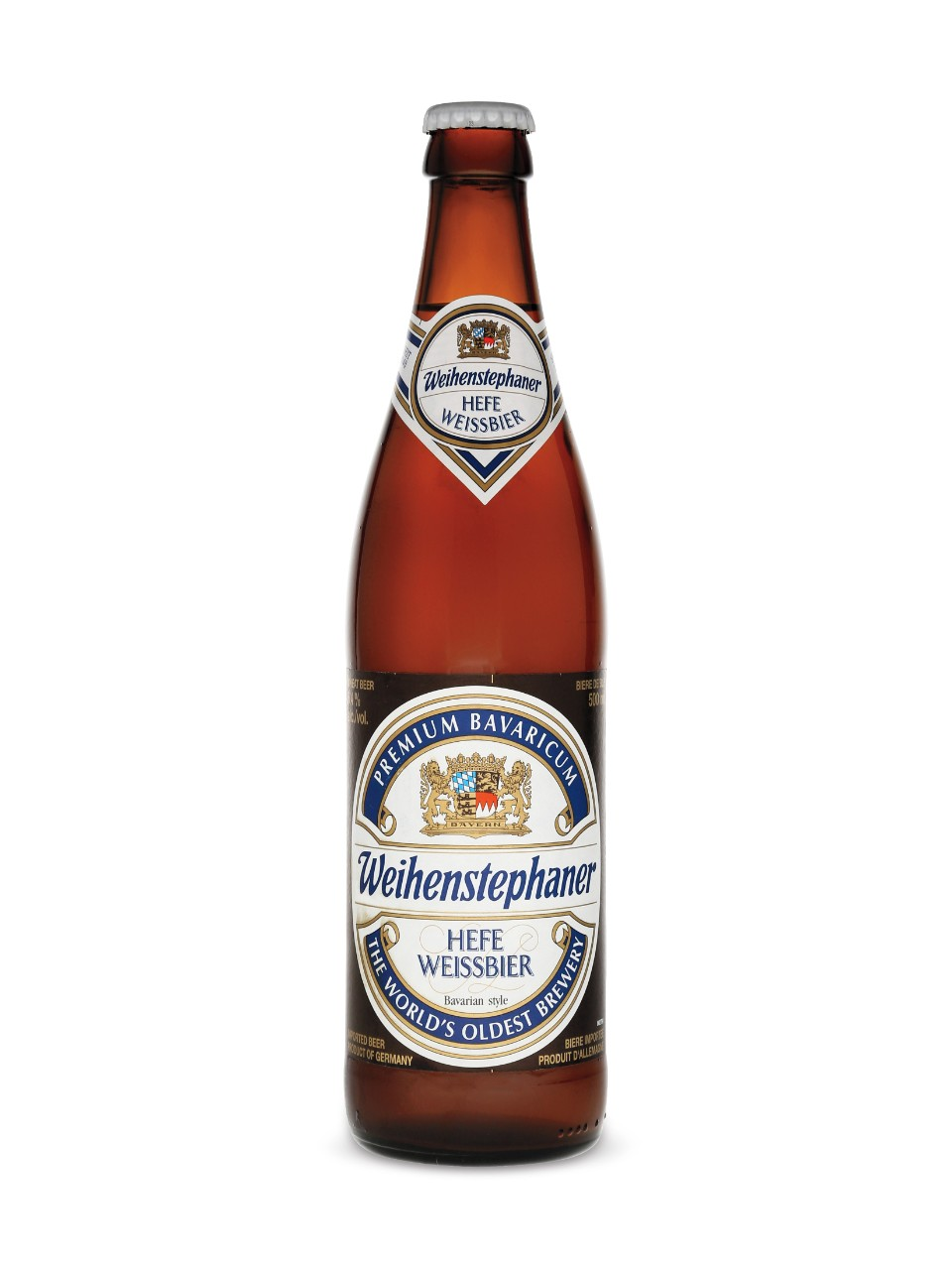 Image for Weihenstephaner Hefeweissbier from LCBO