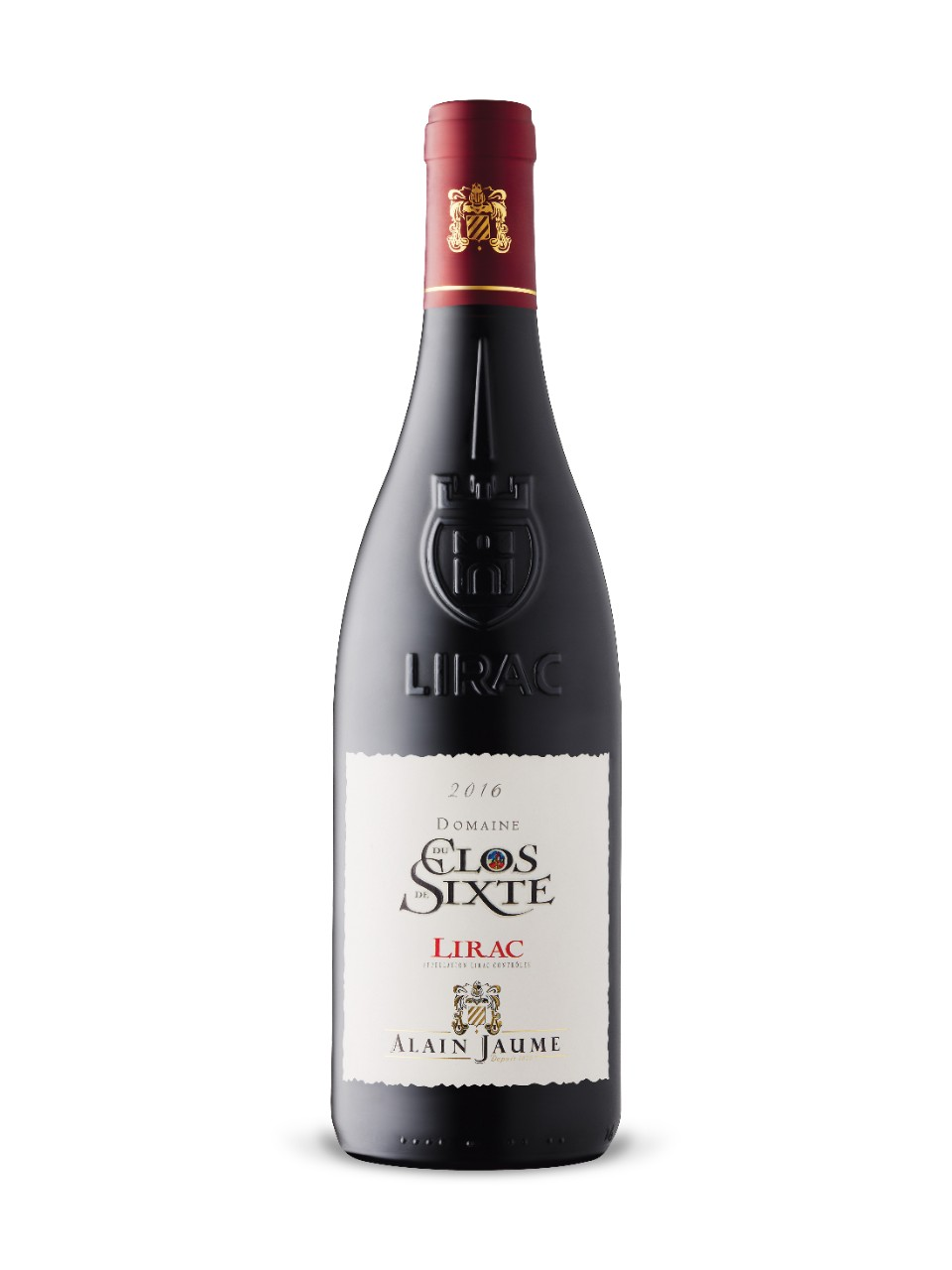 Image for Alain Jaume Clos de Sixte Lirac 2015 from LCBO