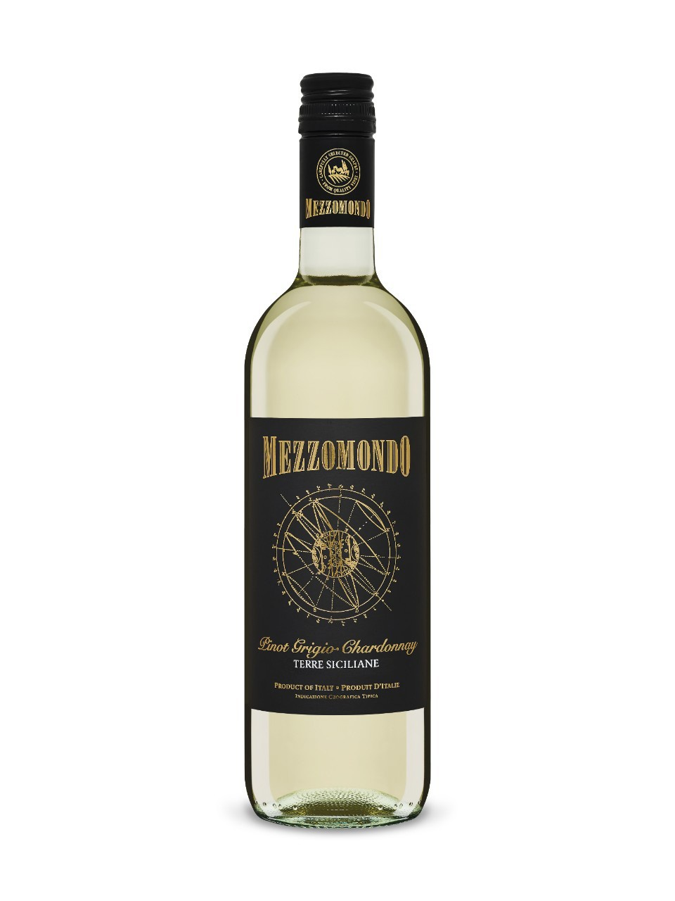 Image for Mezzomondo Pinot Grigio Chardonnay IGT from LCBO