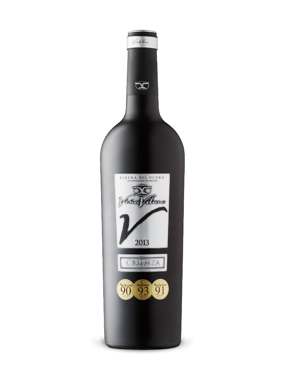 Image for Viña Vilano Crianza 2013 from LCBO