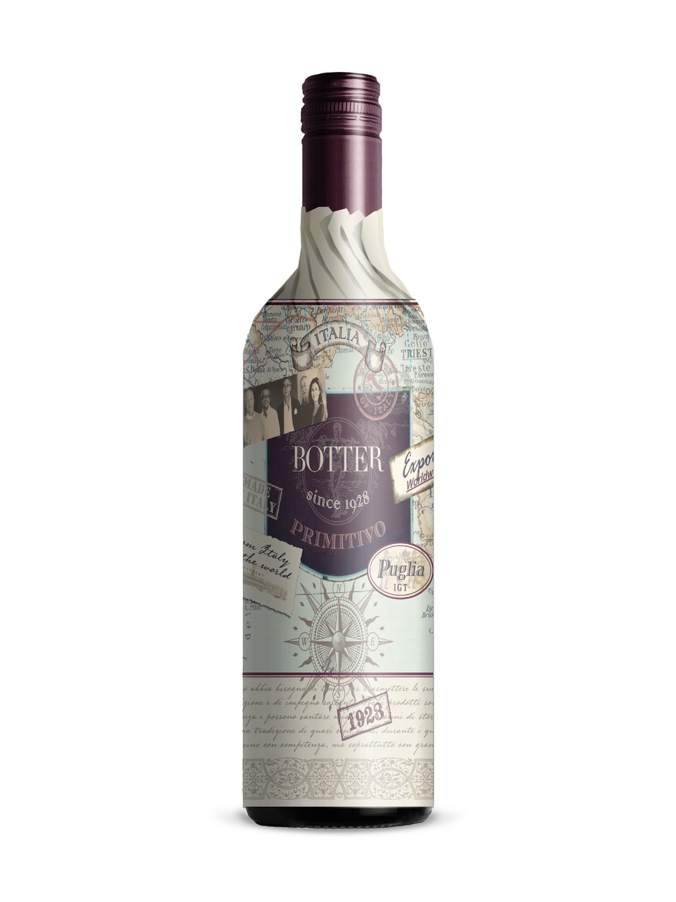 Image for Oggi Botter Primitivo IGT from LCBO
