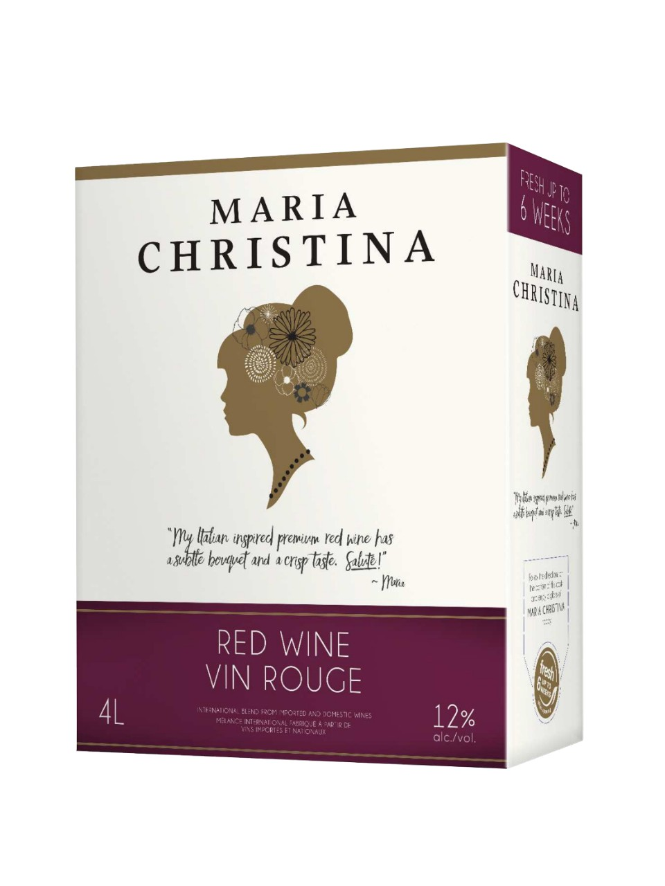 Image for Brights Maria Christina Red from LCBO