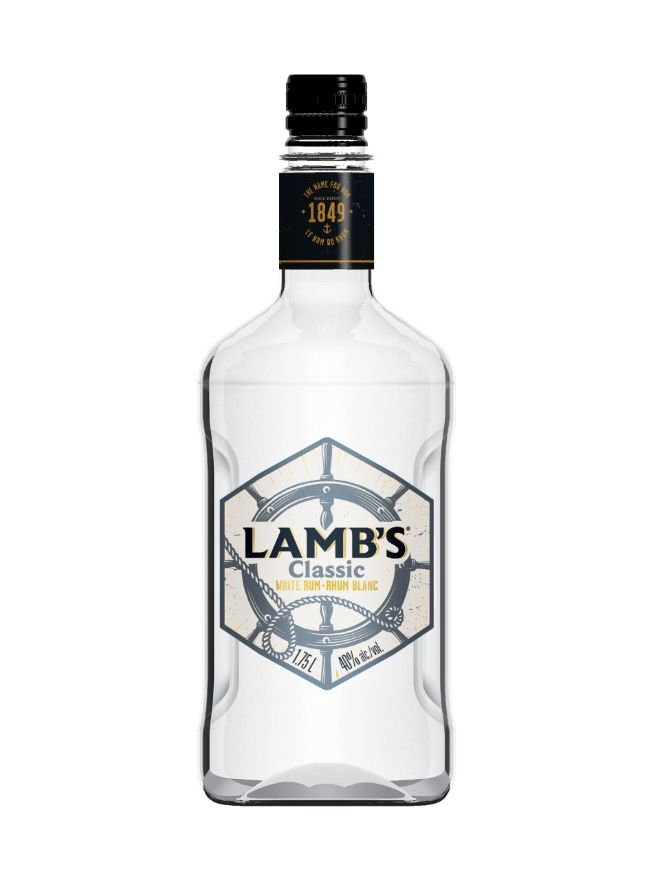 Image for Lamb's White Rum (PET) from LCBO
