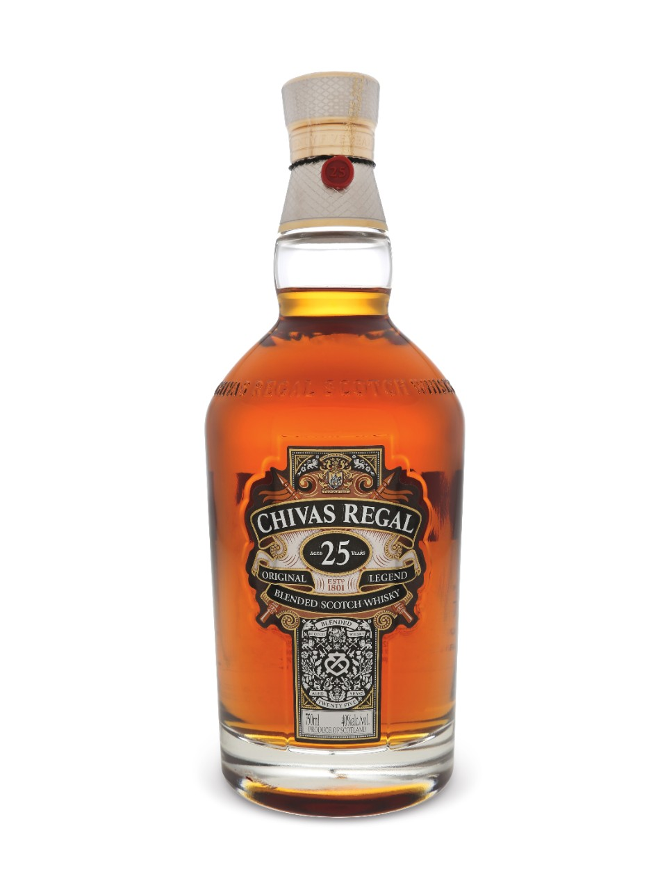 Image for Chivas Regal 25 Year Old Scotch Whisky from LCBO