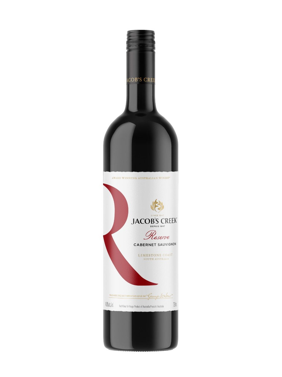 Image for Jacob's Creek Reserve Cabernet Sauvignon Limestone Coast from LCBO