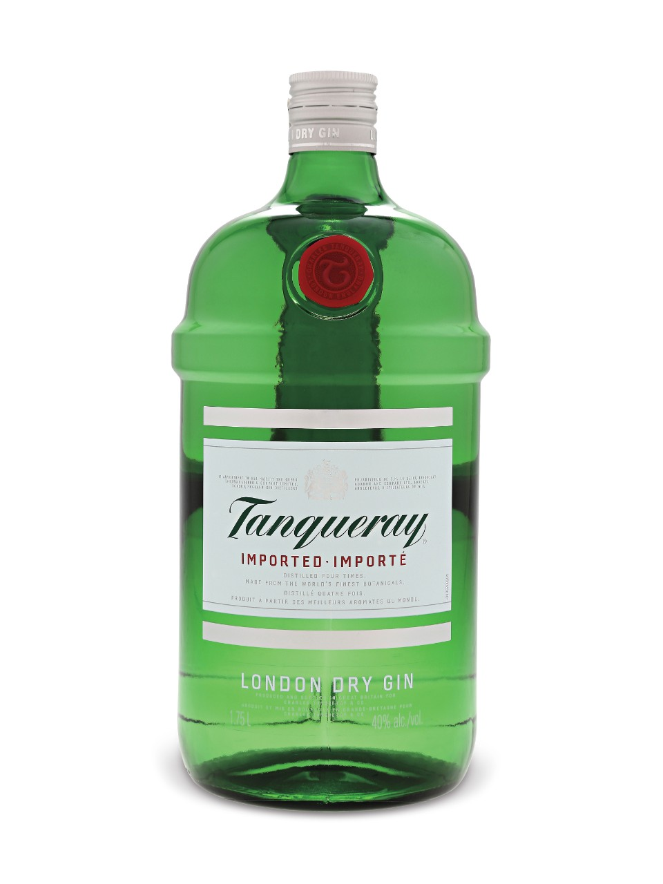 Image for Tanqueray Dry Gin from LCBO