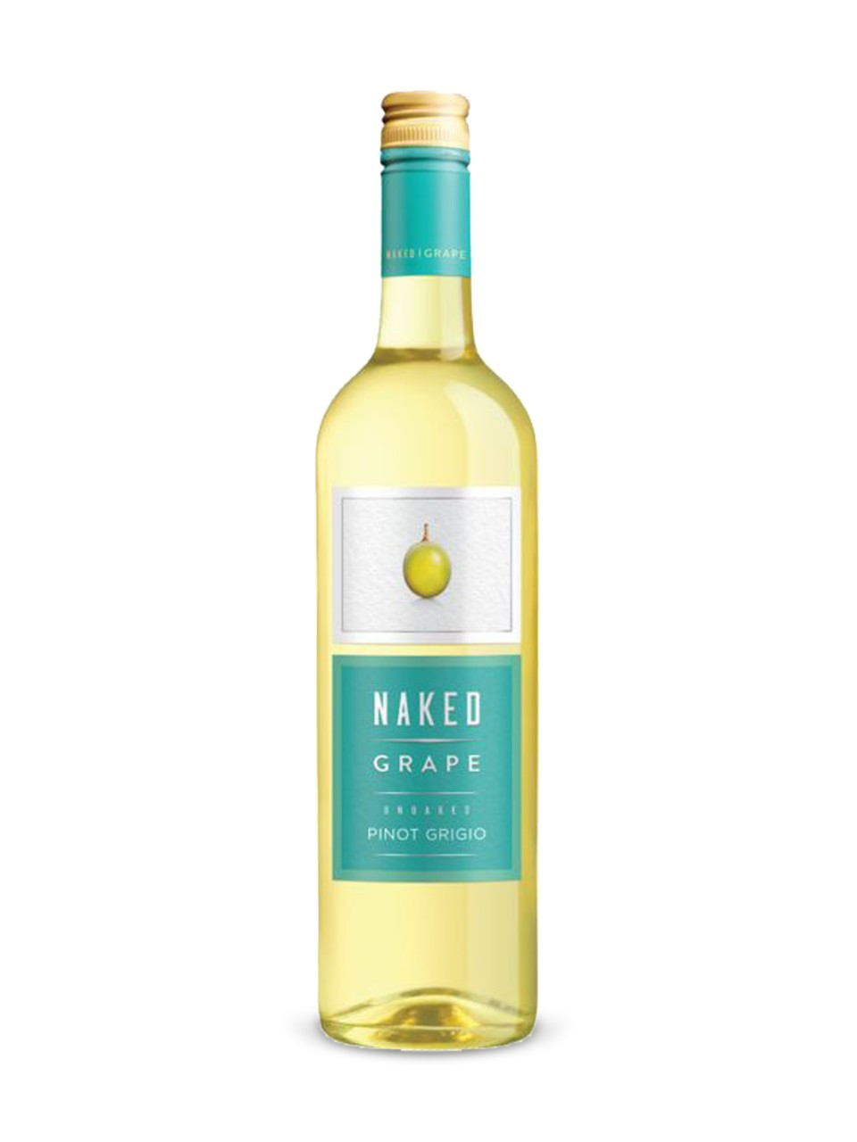 Image for Naked Grape Pinot Grigio from LCBO