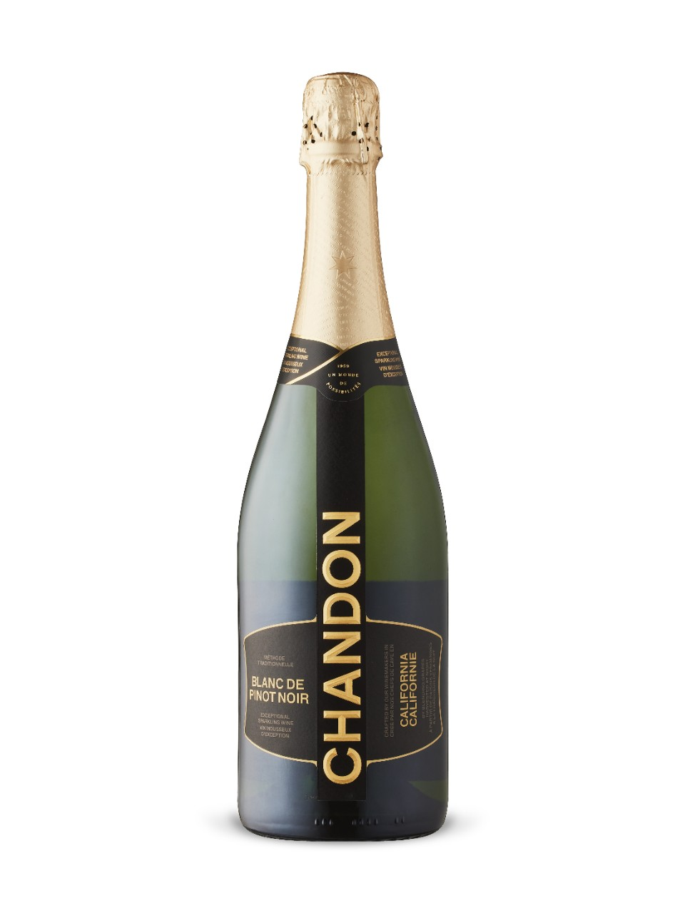 Image for Domaine Chandon Blanc de Noirs Sparkling Wine from LCBO