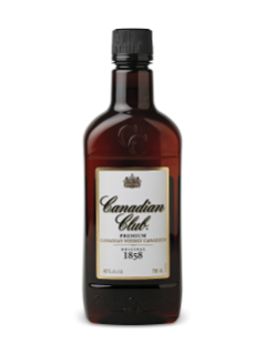 Whisky Canadian Club Premium (PET)