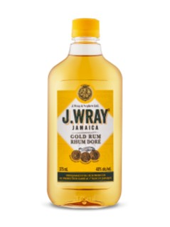 J. Wray Gold Rum (PET)