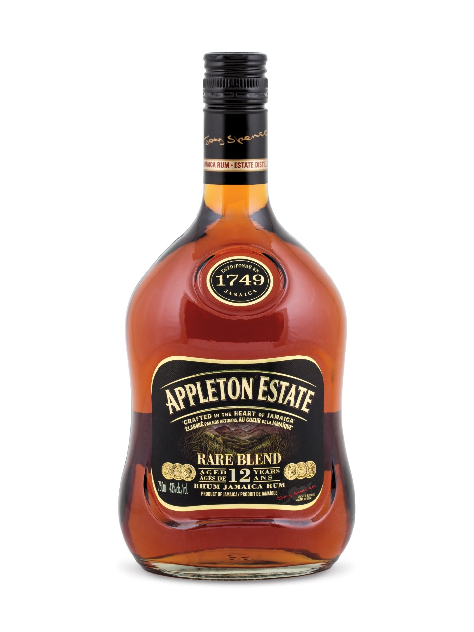 Image for Appleton Estate Extra 12 Year Old Jamaica Rum from LCBO