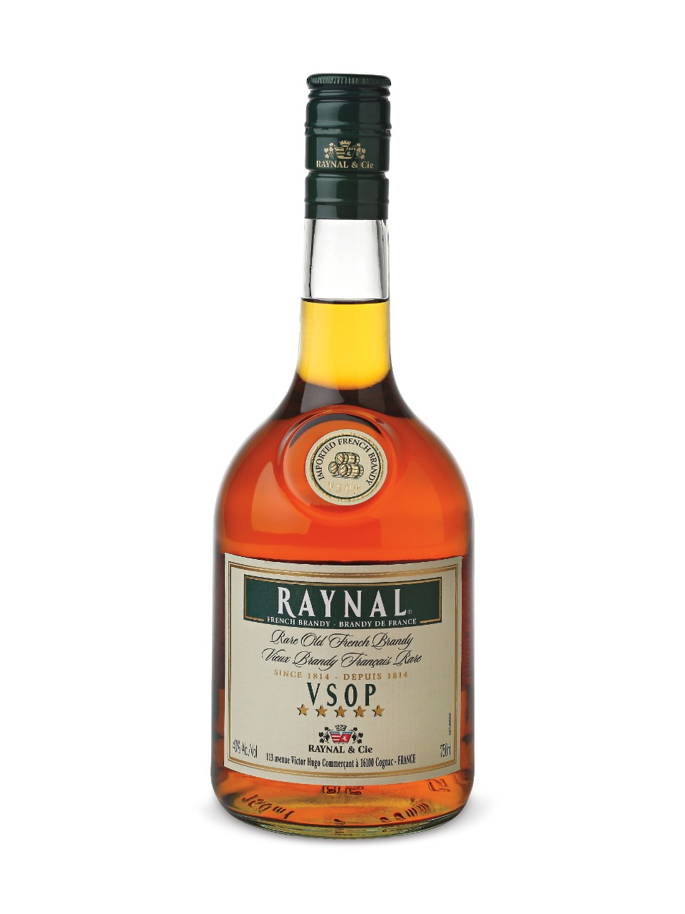 Image for Raynal Napoleon VSOP Brandy from LCBO