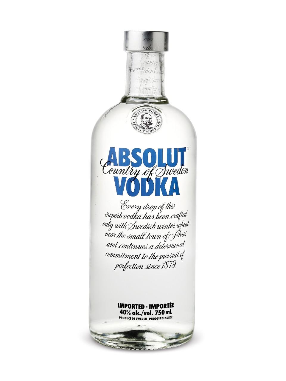 Absolut Vodka | LCBO