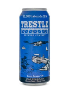 Trestle Brewing Co. 30, 000 Islands IPA