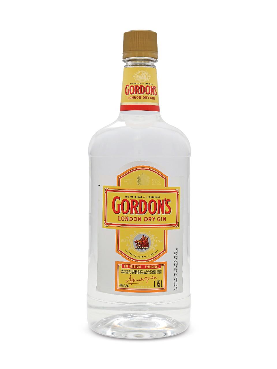 Gordon S Dry Gin Pet Lcbo