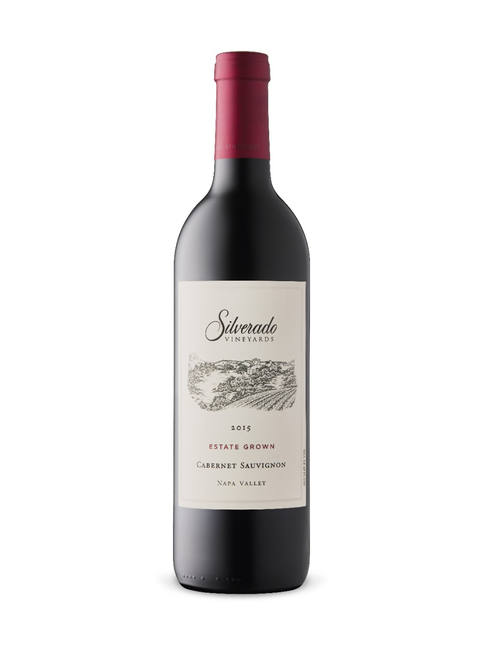Silverado Vineyards Estate Grown Cabernet Sauvignon 2013