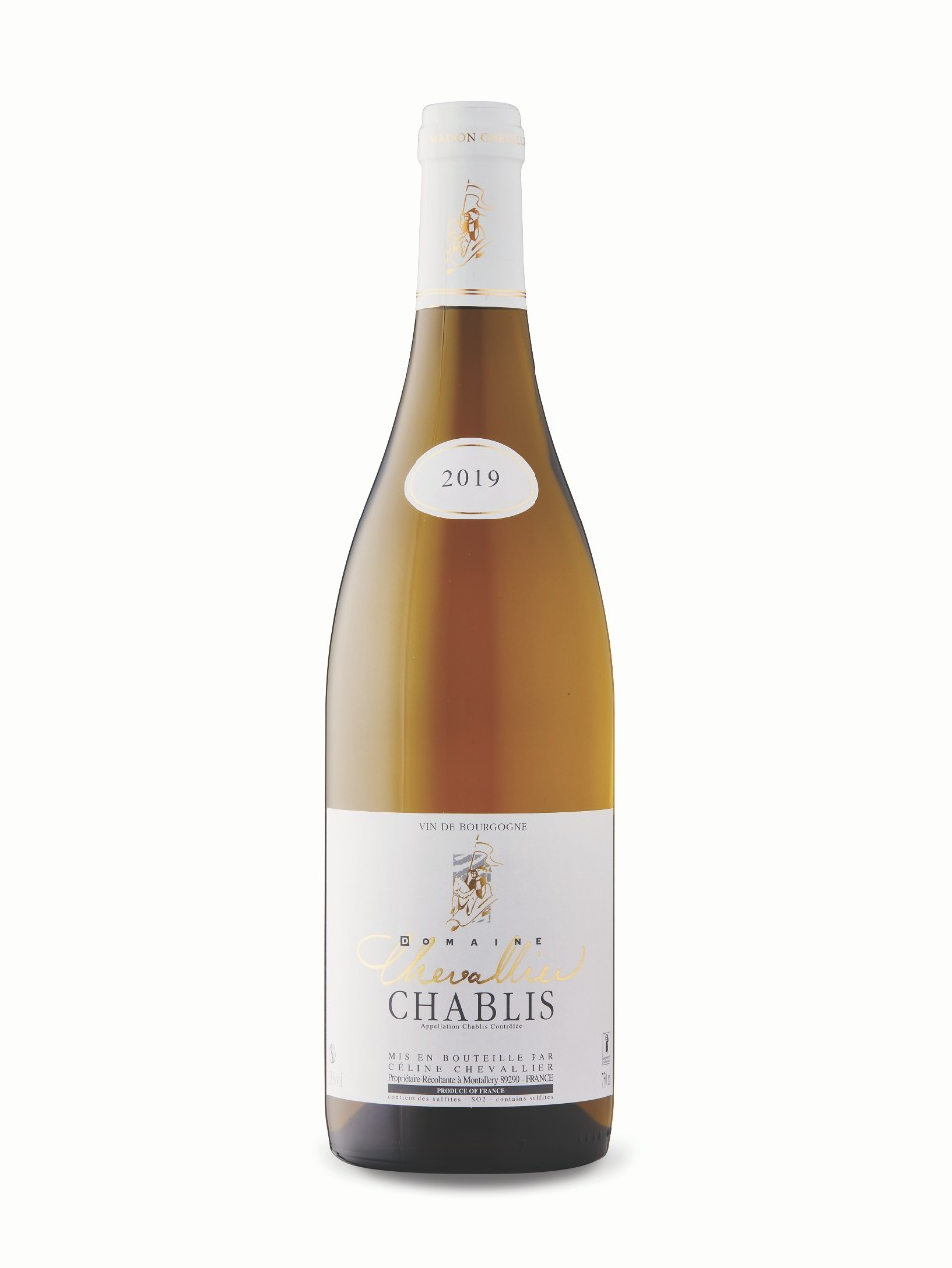 Image for Chevallier Chablis 2017 from LCBO