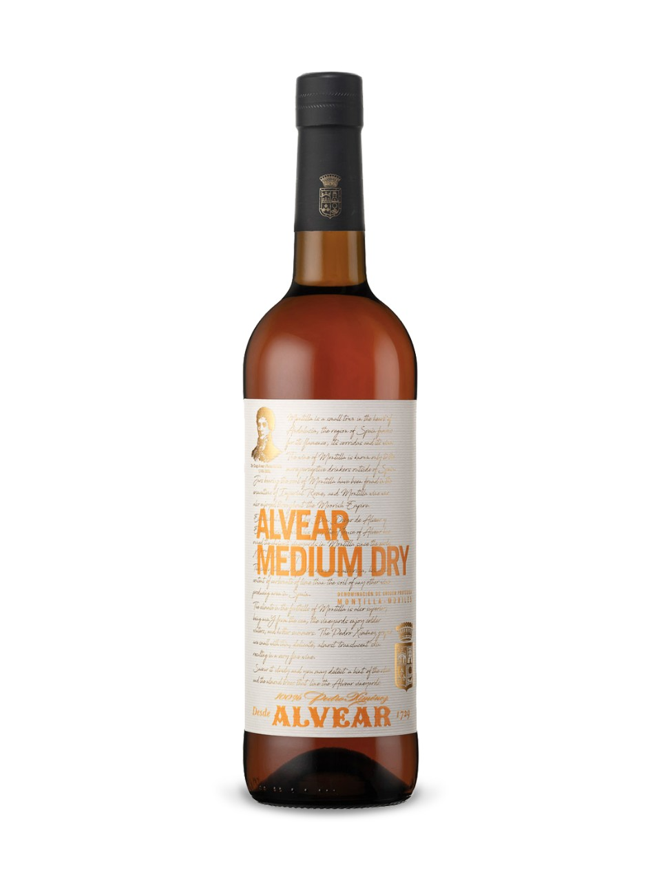 Image for Alvear Medium Dry Montilla-Moriles from LCBO