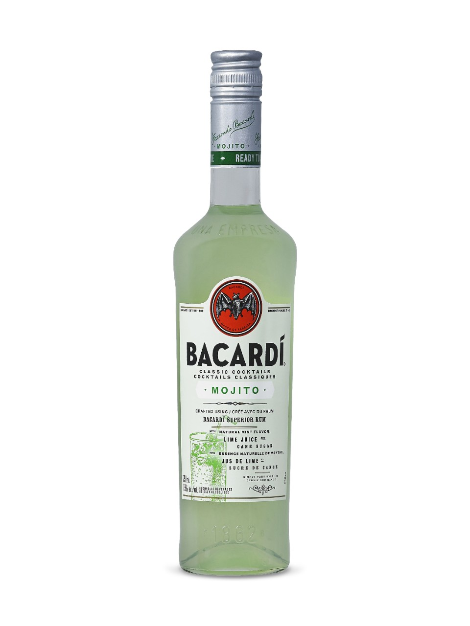 Image for Bacardi Classic Mojito from LCBO