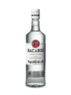 Bacardi Superior Rum (PET)