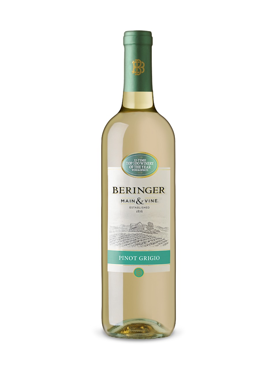 Image for Beringer Main & Vine Pinot Grigio from LCBO