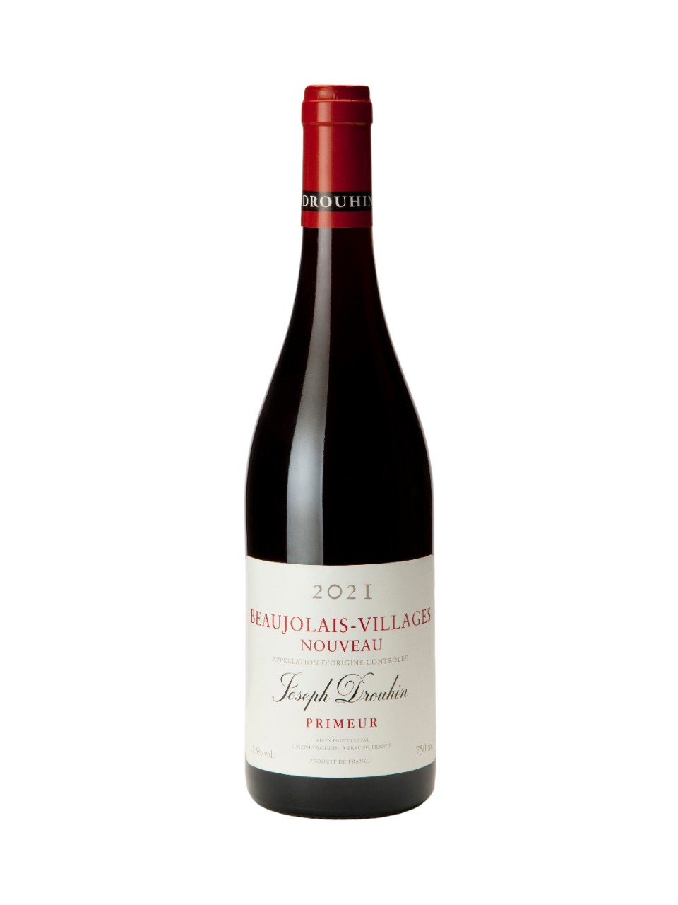 Image for Joseph Drouhin Beaujolais-Villages Nouveau 2019 from LCBO