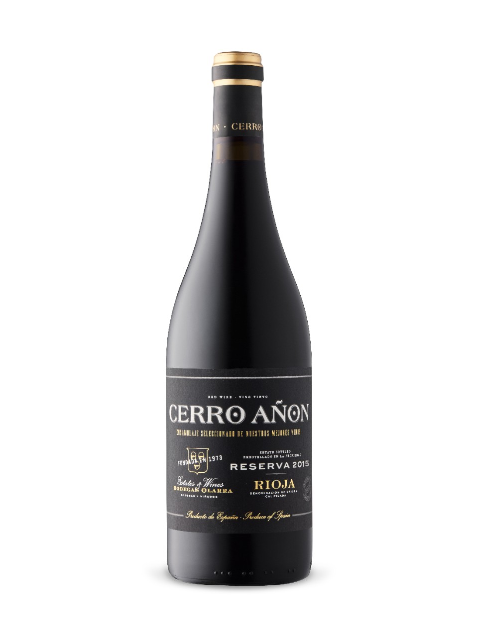Image for Cerro Añon Reserva 2014 from LCBO