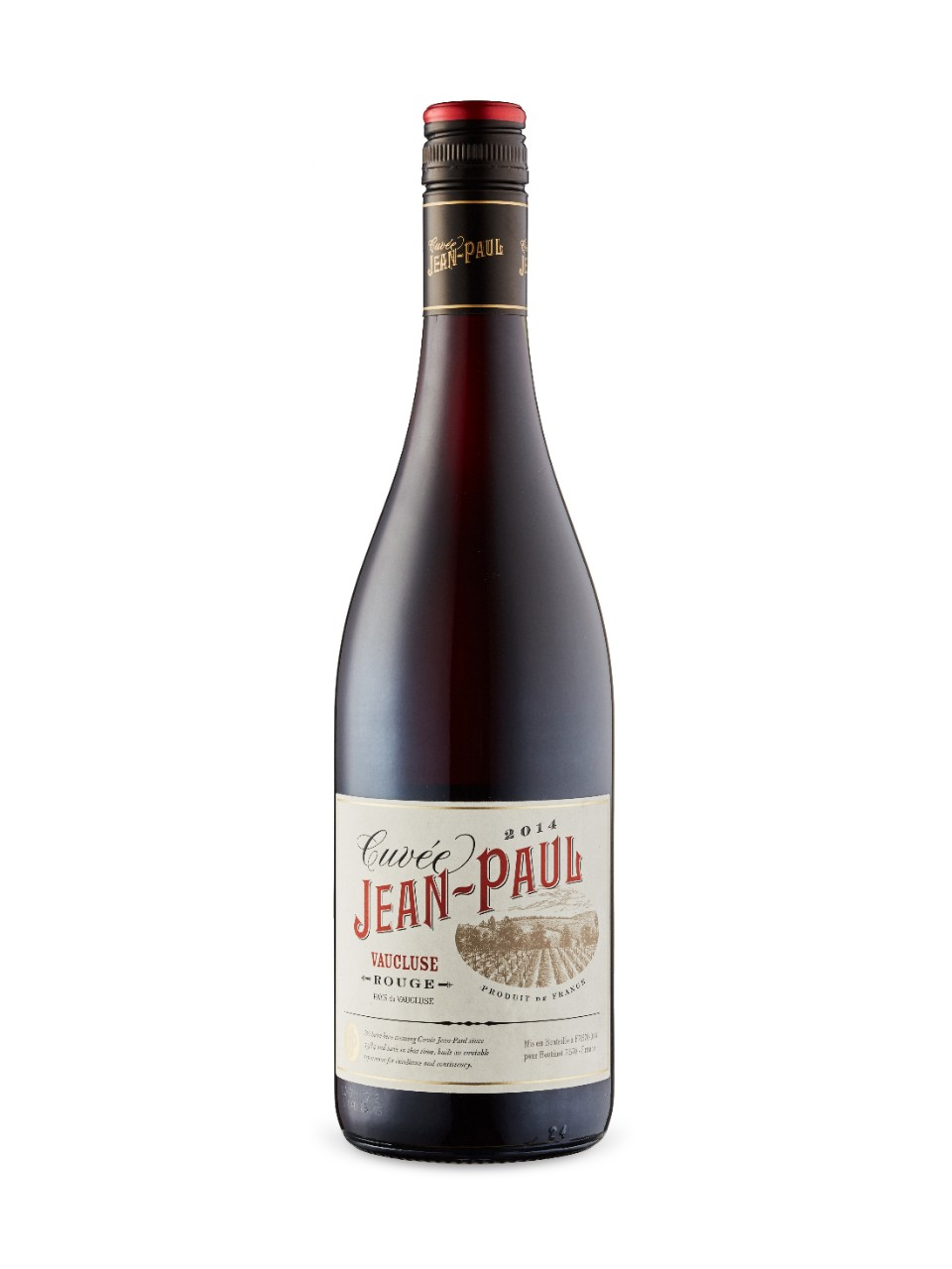 Boutinot Cuvee Jean-Paul Red 2014