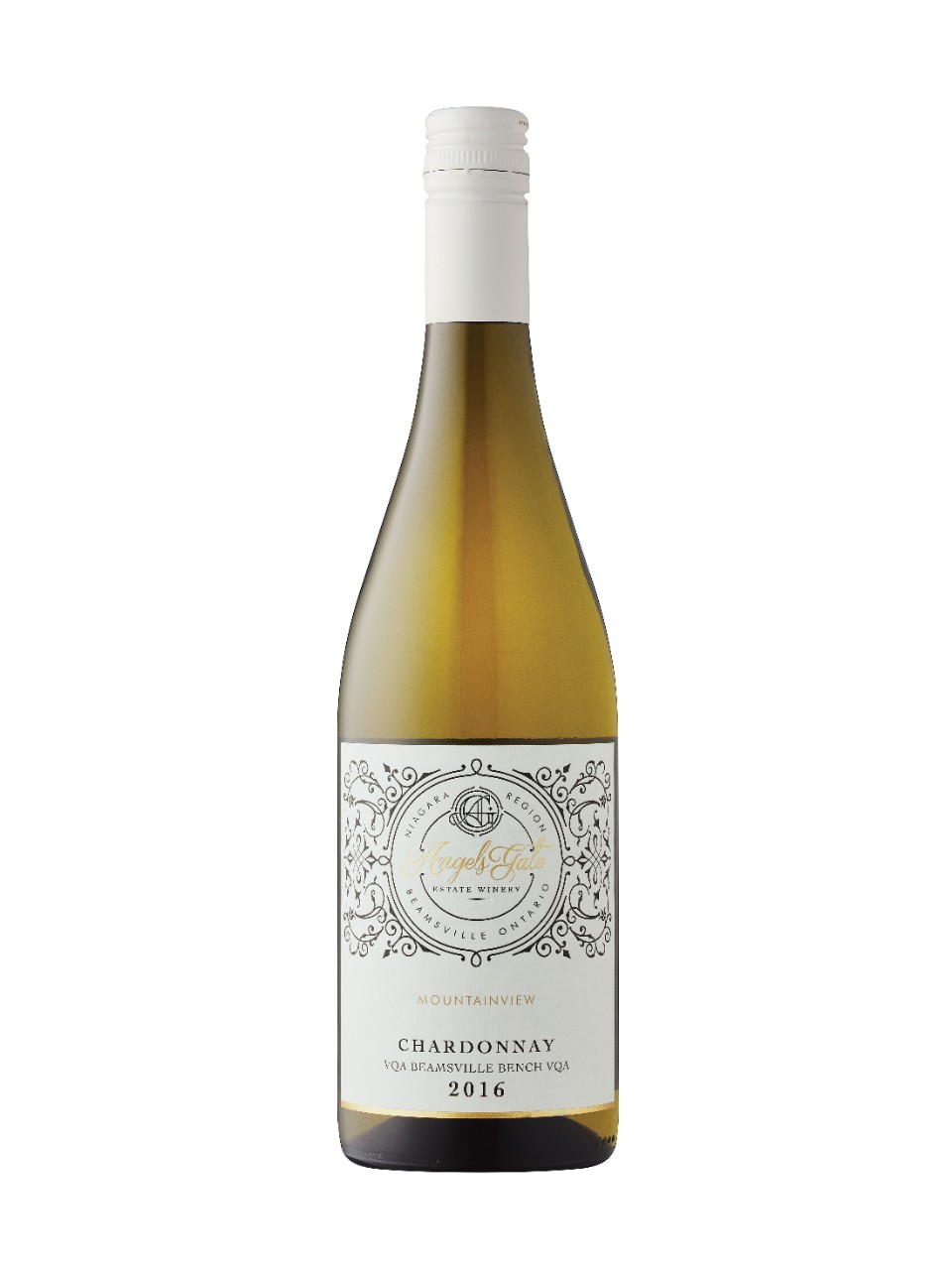 Image for Angels Gate Mountainview Chardonnay 2010 from LCBO