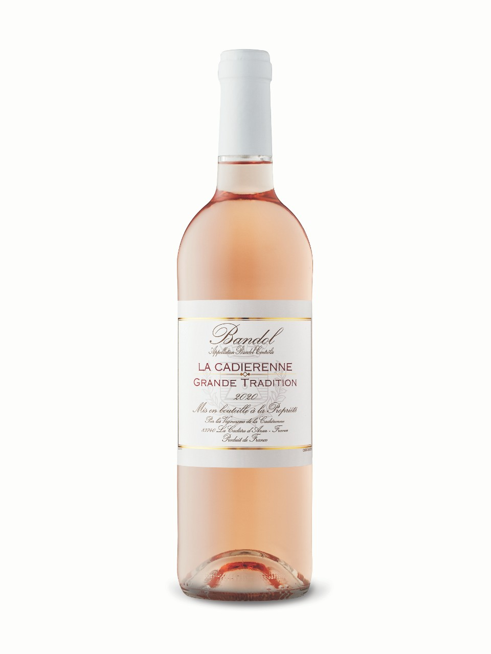 Image for La Cadiérenne Cuvée Grande Tradition Bandol Rosé 2018 from LCBO