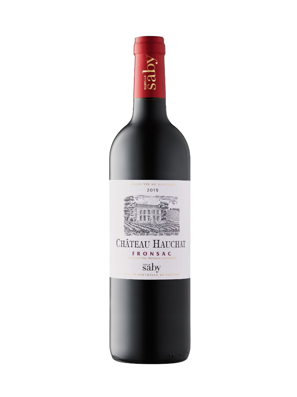 Image for Château Hauchat 2016 from LCBO