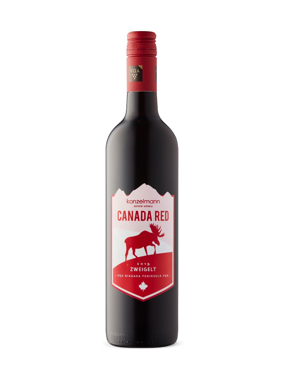 Image for Konzelmann Canada Red VQA from LCBO