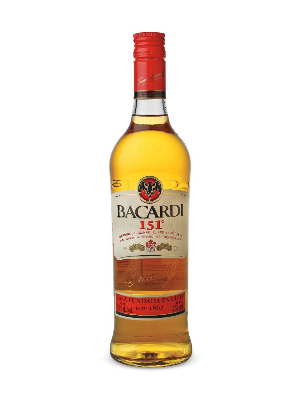 151 bacardi rum and kush 9