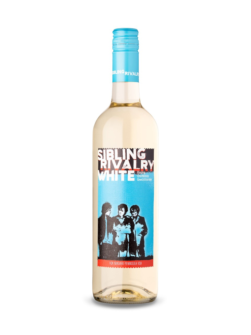 Image for Sibling Rivalry White VQA from LCBO