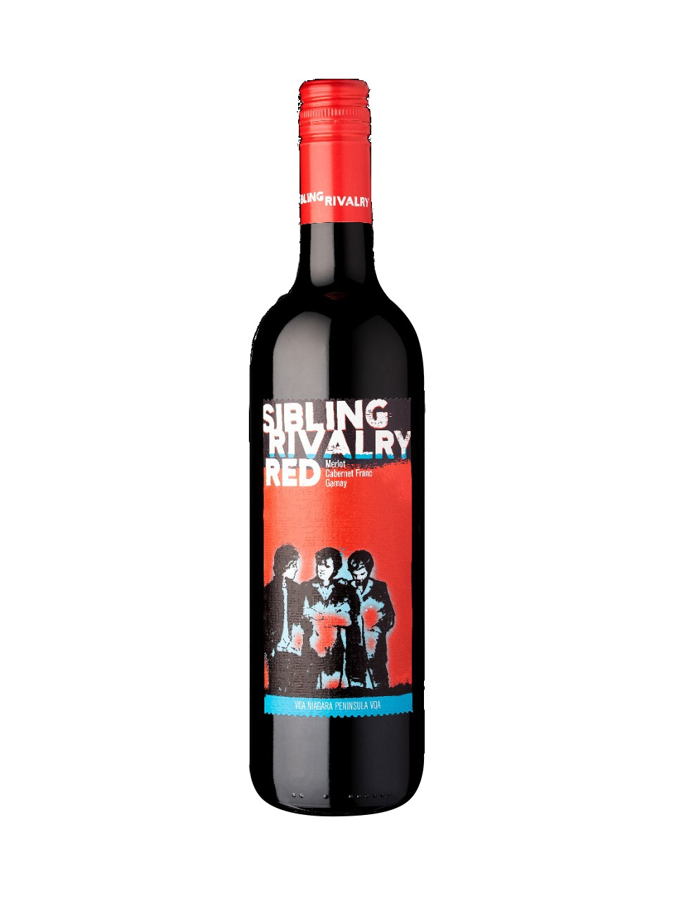 Image for Sibling Rivalry Red VQA from LCBO
