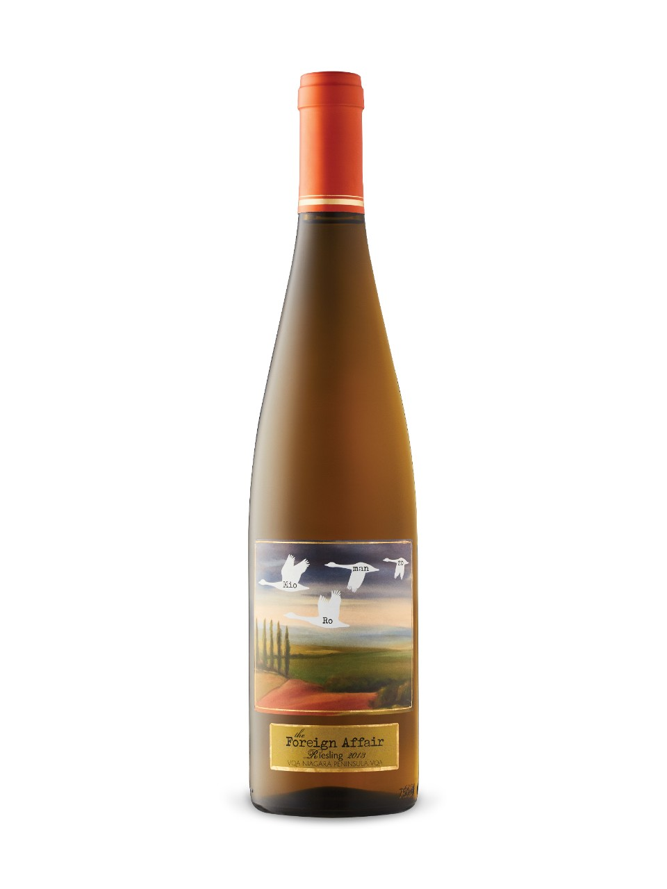 Image for The Foreign Affair Riesling 2013 from LCBO
