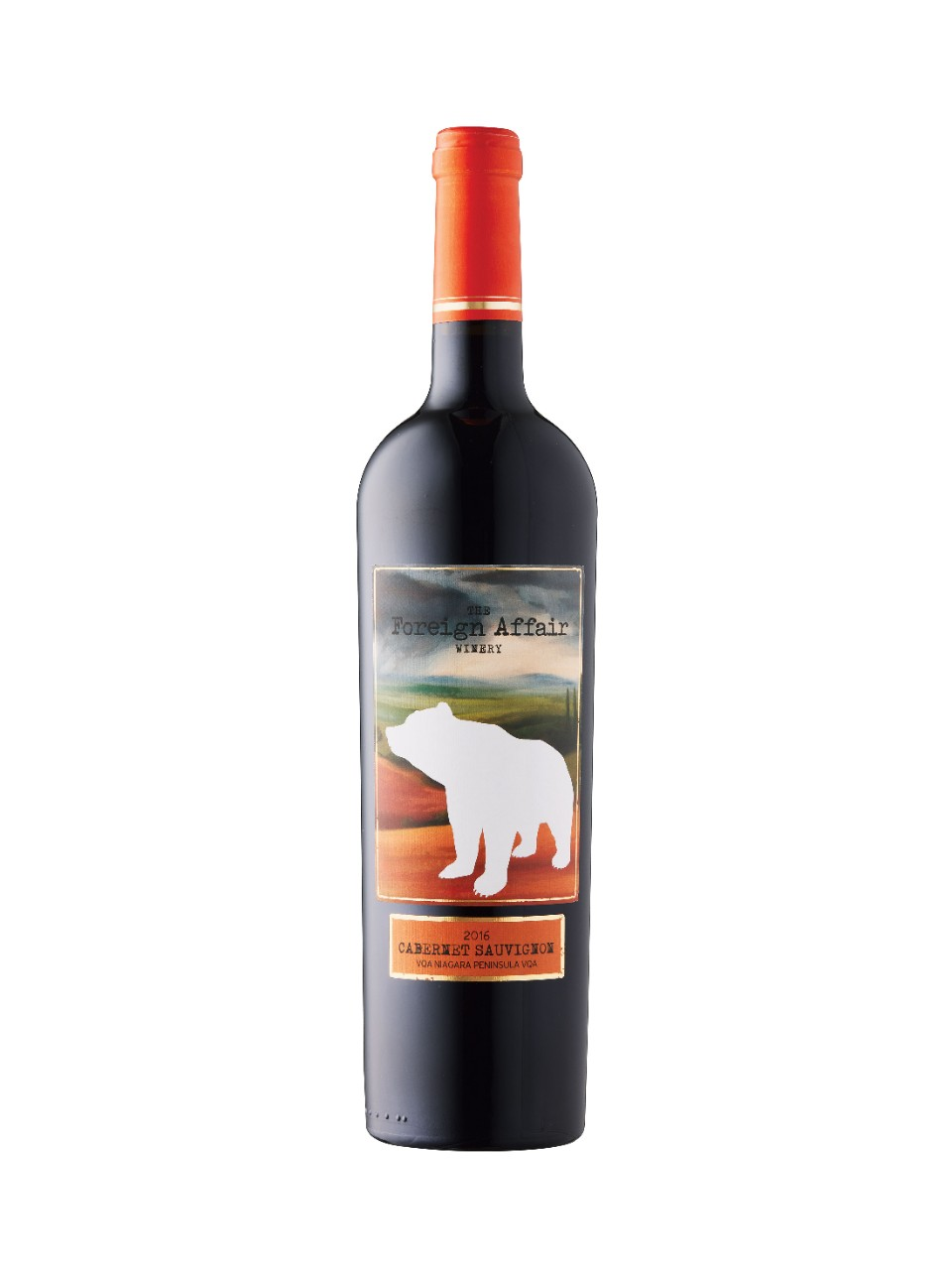 Image for The Foreign Affair Cabernet Sauvignon 2012 from LCBO
