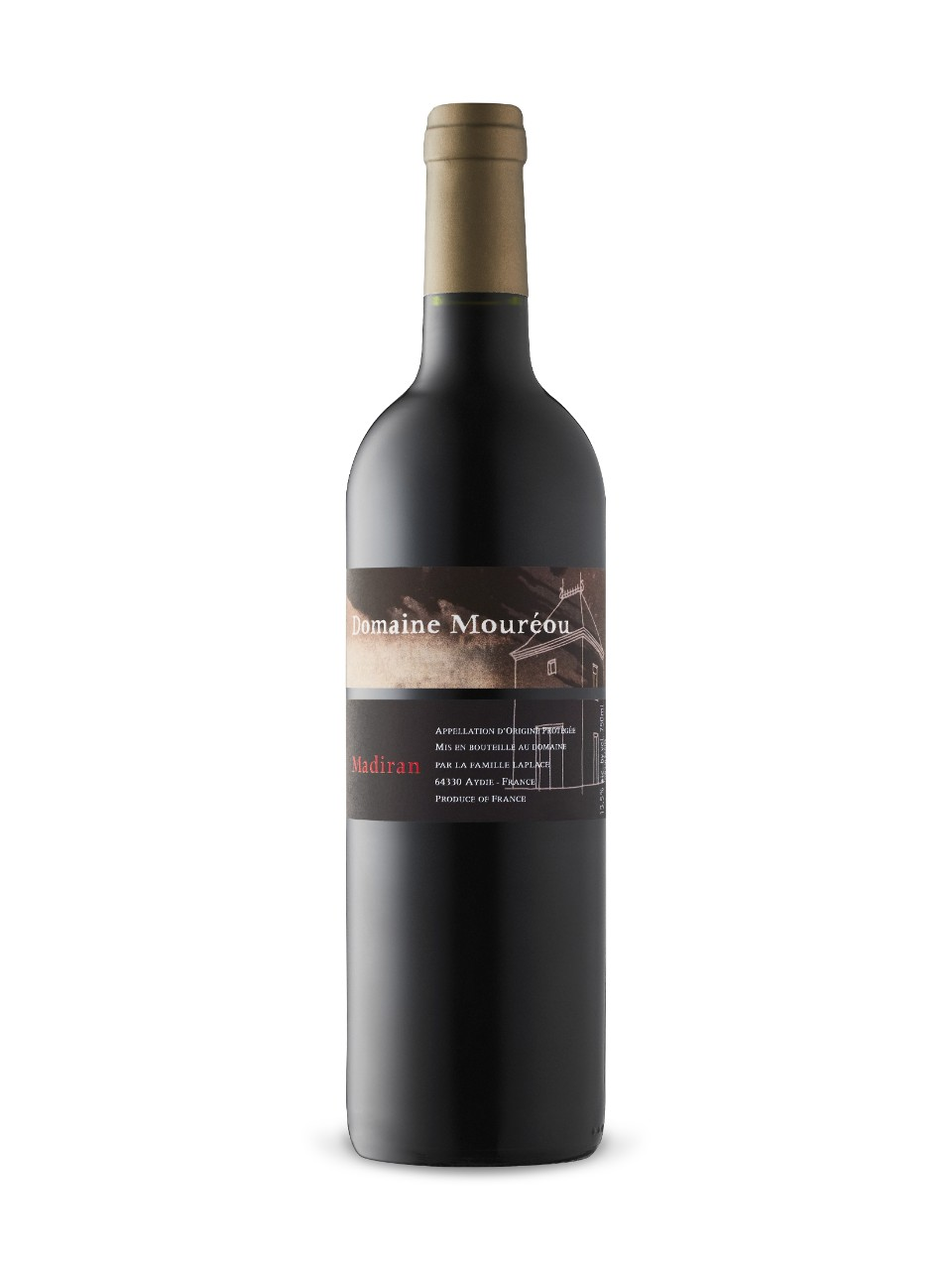Image for Domaine Mouréou Madiran 2014 from LCBO