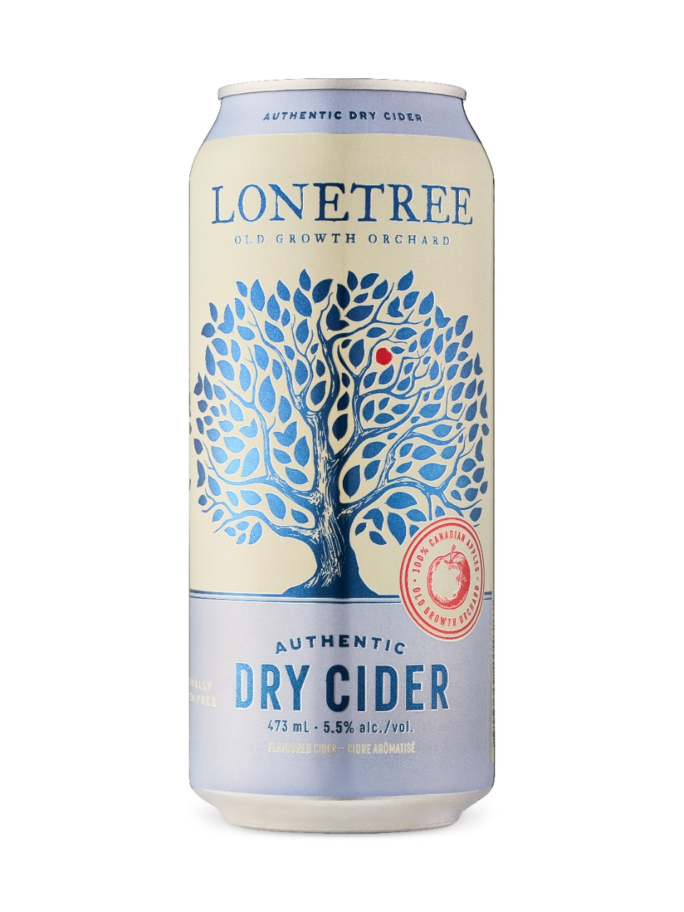 Image for Lonetree Authentic Dry Cider from LCBO